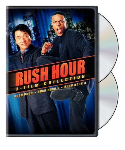 Rush Hour 1 3 Collection Dvd Various Http Www Amazon Com Dp