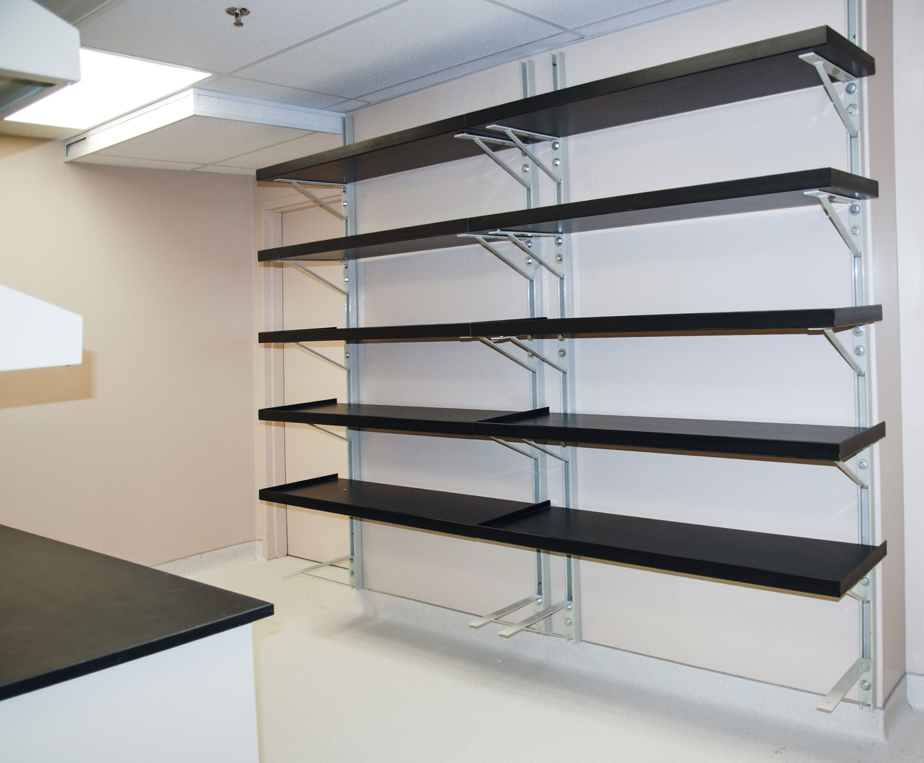 Wall Mounted Shelves For Heavy Books Garage Wall Mounted