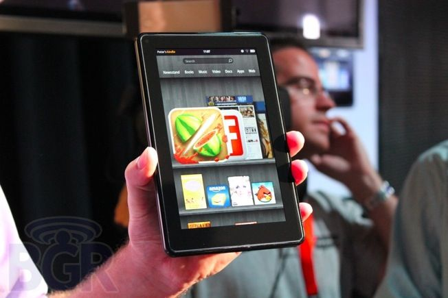 I love my new Kindle Fire! Thank you Zachary!  I love you my son!  <3