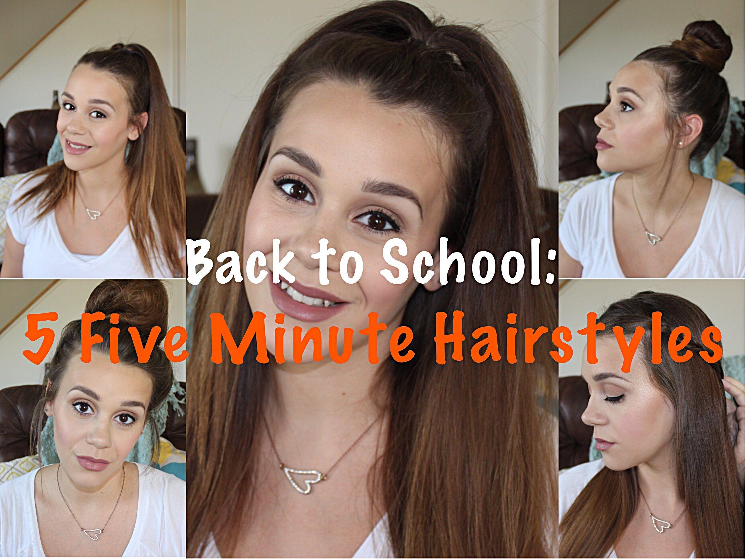 Cute minute hairstyles for long hair pinterest long hair