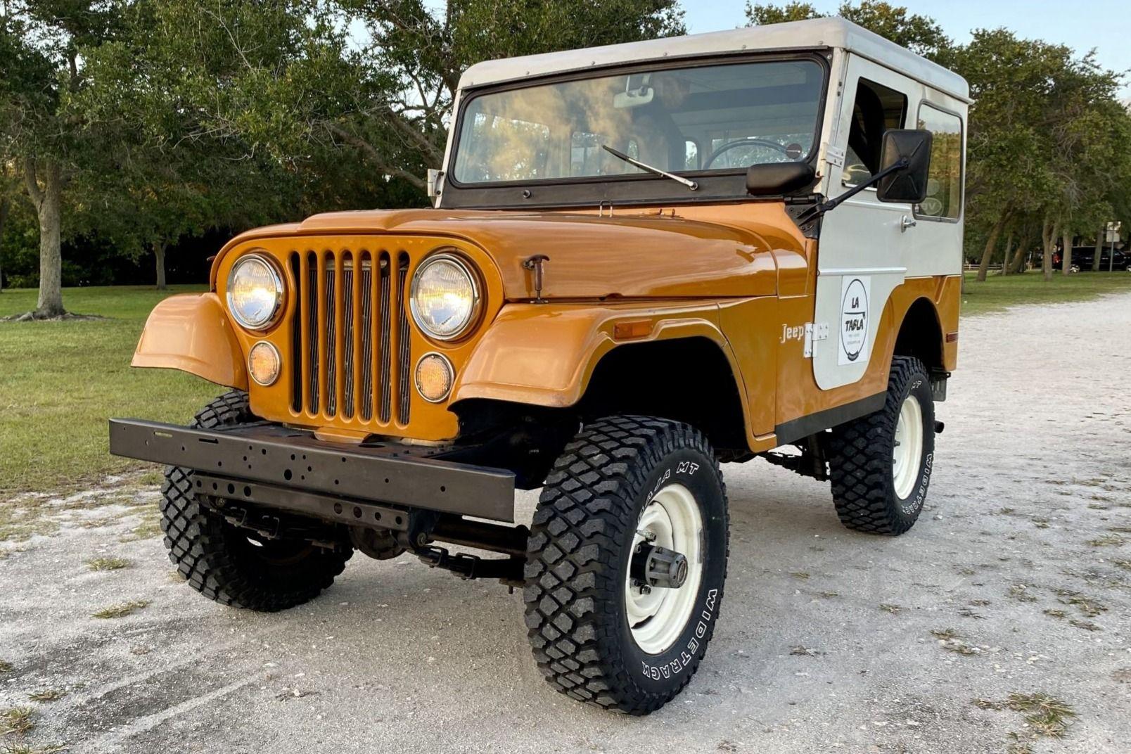 1973 Jeep Cj 5 In 2020 Jeep Cj Jeep Jeep Cj5