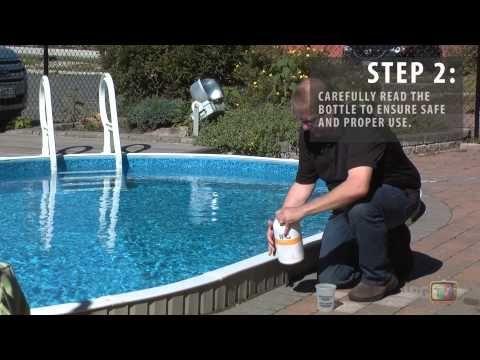 How To Raise Ph In Pool Pool University Pool Swimming Pools Swimming