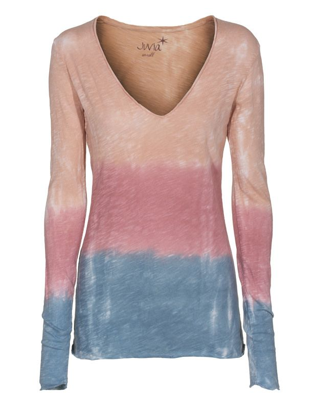 V-Neck Degrade Multi by JadesFashion - THIS IS A NEW GERMAN LABEL AND I'M GOING TO GERMANY IN JUNE 2014.