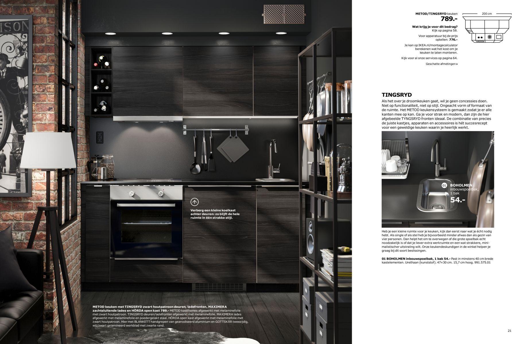 Brochure Keukens Kitchen Ikea Kitchen Cuisine Ikea Kitchen