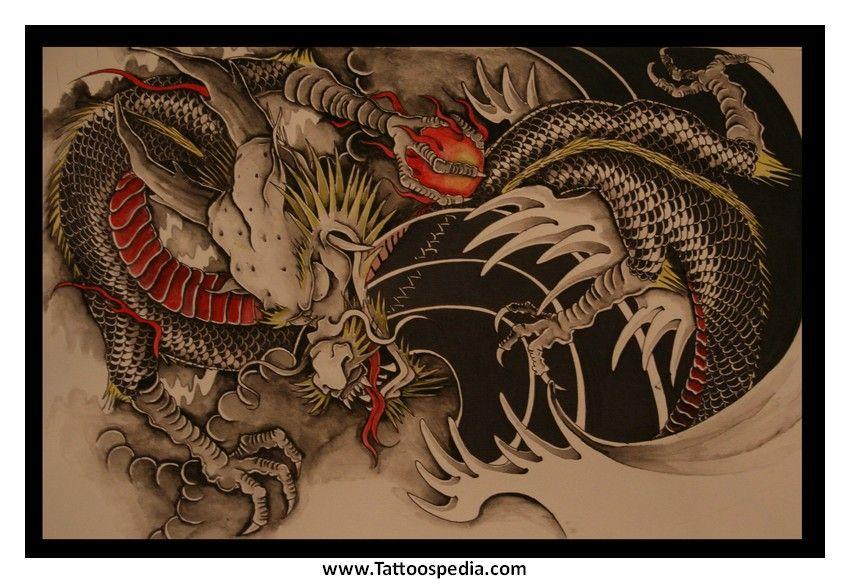 Chinese Dragon Tattoo Google Zoeken Asian Dragon Tattoo Earth Dragon Chinese Zodiac 3d Dragon Tattoo