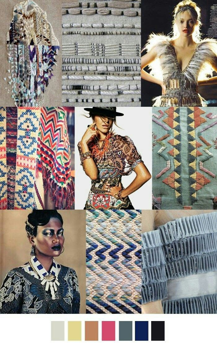 Winter 17 18 pinterest ethno style ethno for Wandfarbe trend 2018