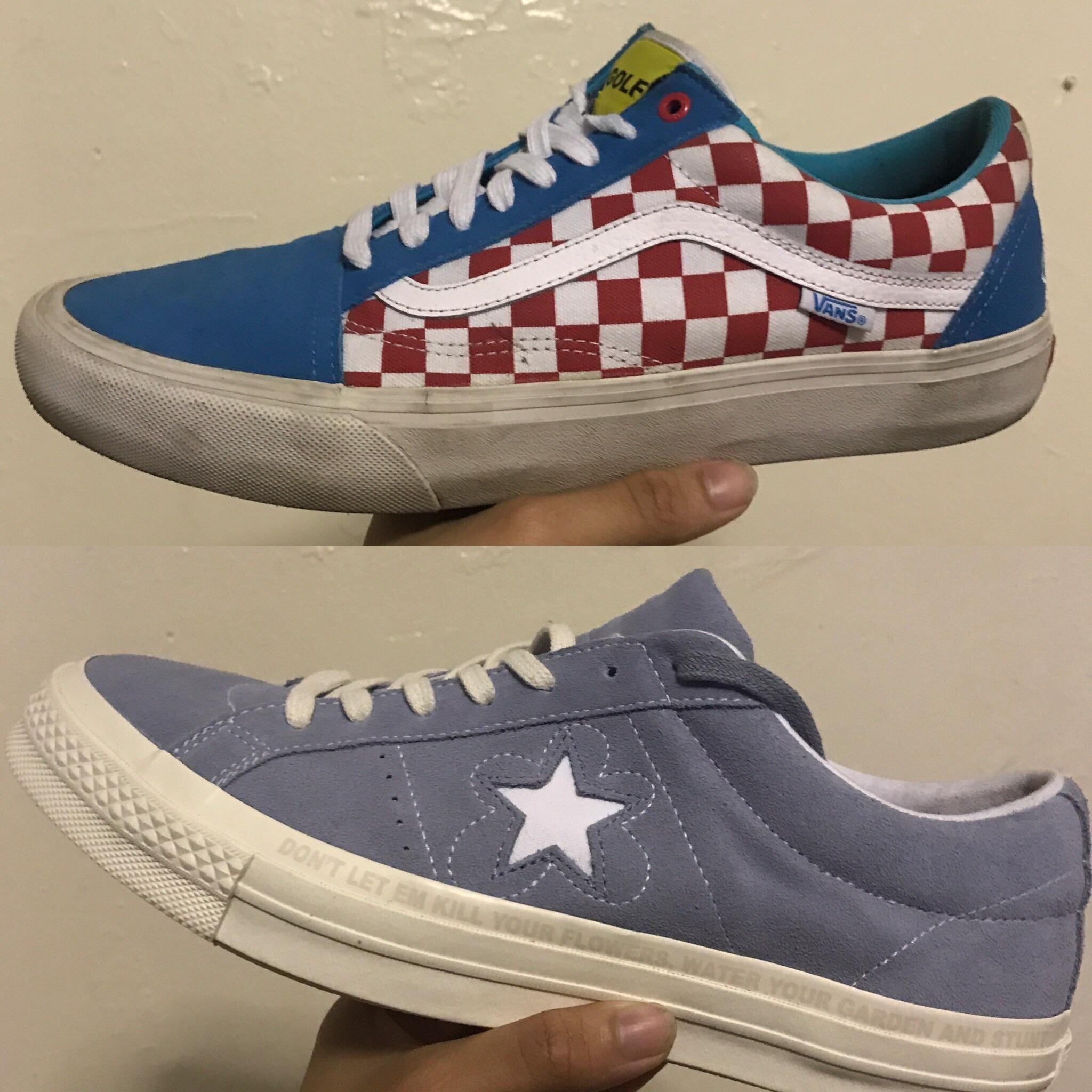 vans vs nike skate shoes