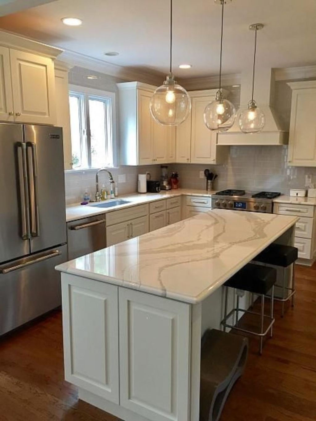 34 Nice Kitchen Island Design Ideas That You Will Want