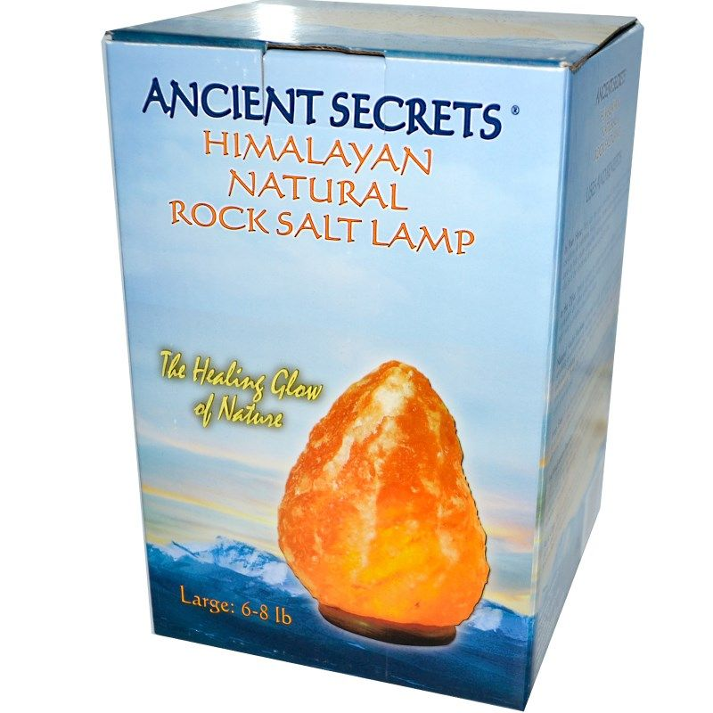 Lumiere Salt Lamp Ancient Secrets Lotus Brand Inc Himalayan Natural Rock Salt Lamp