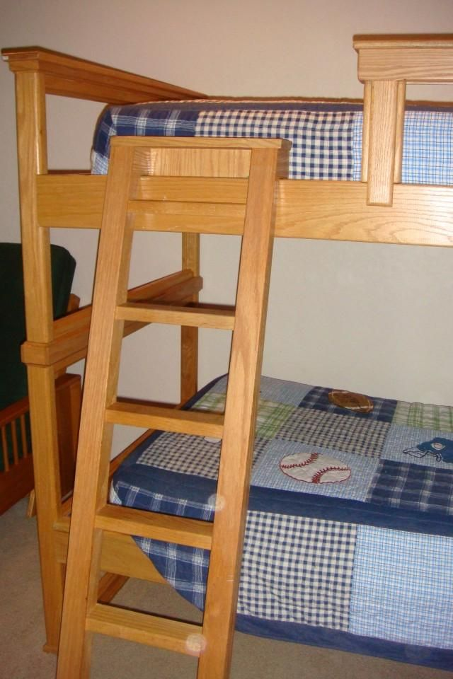 Best Wood Bunk Bed Ladder Plans Jpg 640×960 Camper Ladder 640 x 480