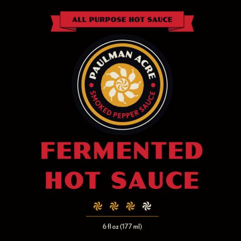 Hand Crafted Hot Sauce Paulman Acre Hot Sauce Handcraft Sauce