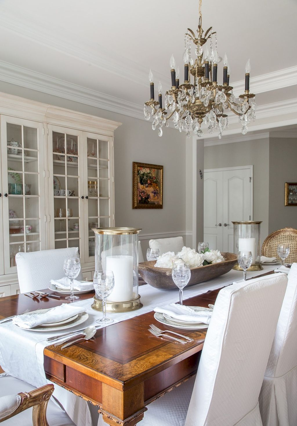 16 Gorgeous French Country Dining Room Decor Ideas  French