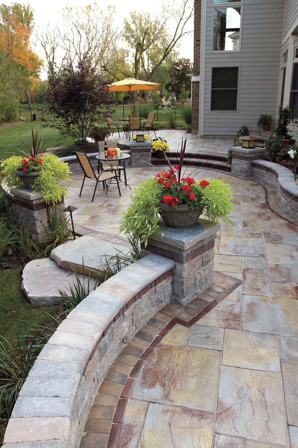100 backyard steps ideas new wider front steps to new deck
