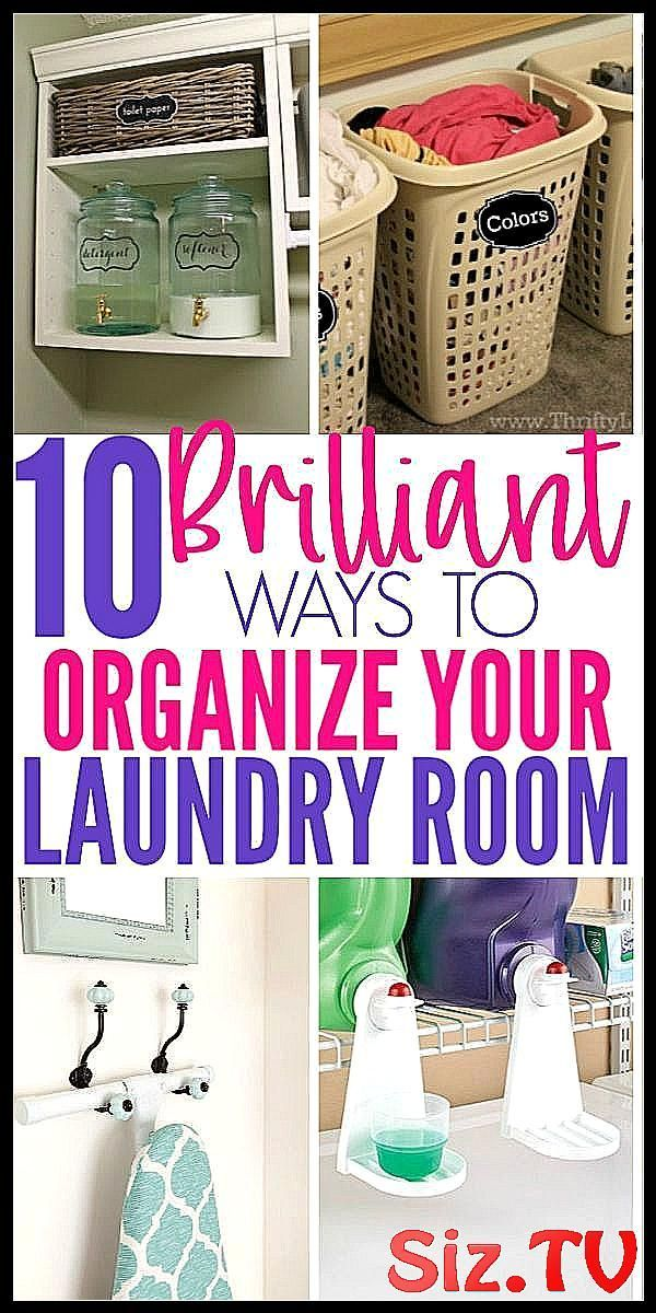 10 Wäscherei Hacks die Ihr Leben so einfach machen
