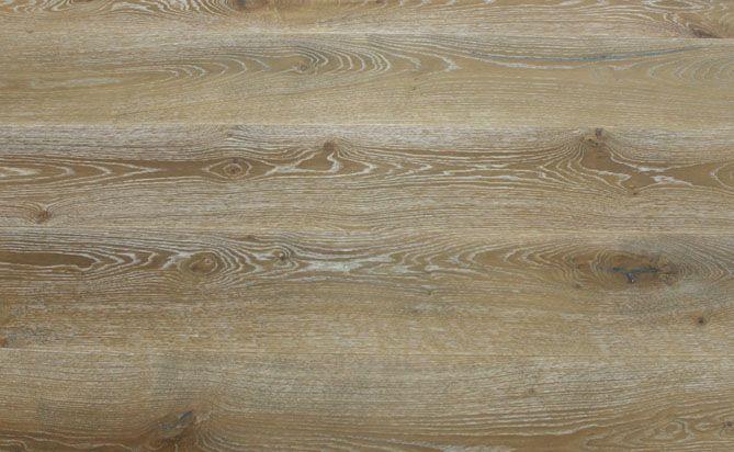 3 Layer Wire Brush Hardwood Floors