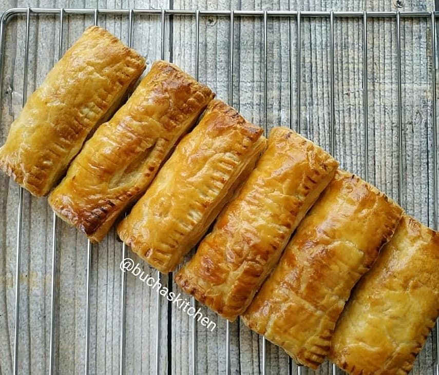 Resep Puff Pastry C 2020 Brilio Net In 2021 Puff Pastry Pastry Puffed
