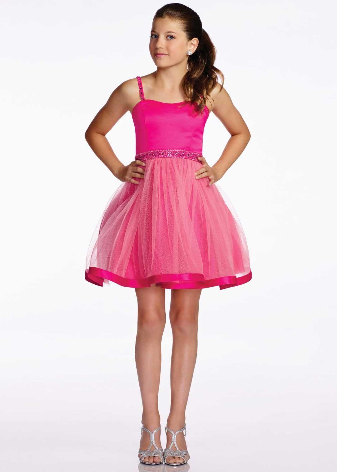 Lexie by Mon Cheri TW11664 Sleeveless Girls Party Dress   Vestidos ...