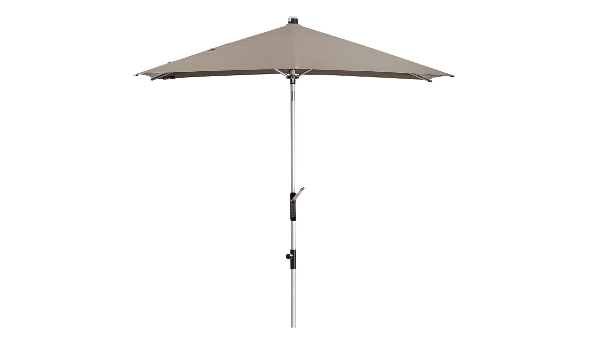 Balkonschirm Knirps Gefunden Bei Mobel Hoffner In 2020 Sonnenschirm Schirm Wasserabweisender Stoff