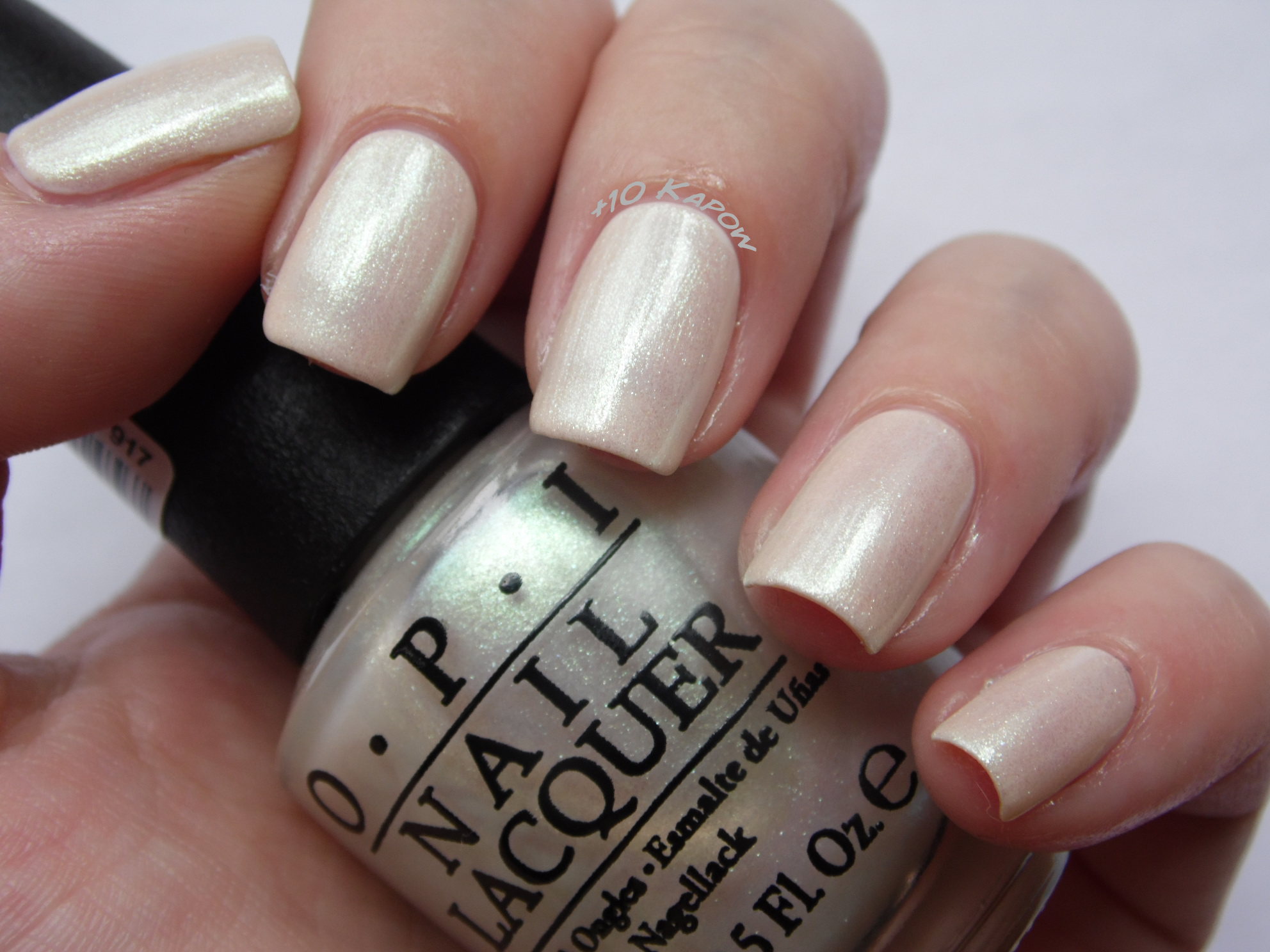 OPI Bargains or Fakes? Cream In My Coffee, Pearl Diver and ...