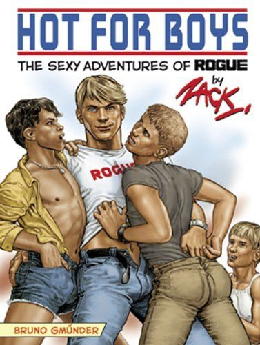 Gay comic rogue and the sailor