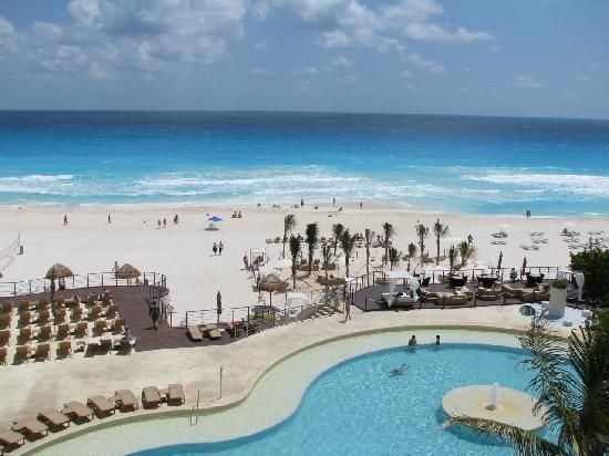 Sunset Royal Cancun Resort View From