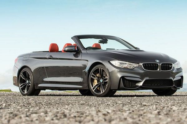 Bmw M4 Drop Top Proves A Civilized Muscle