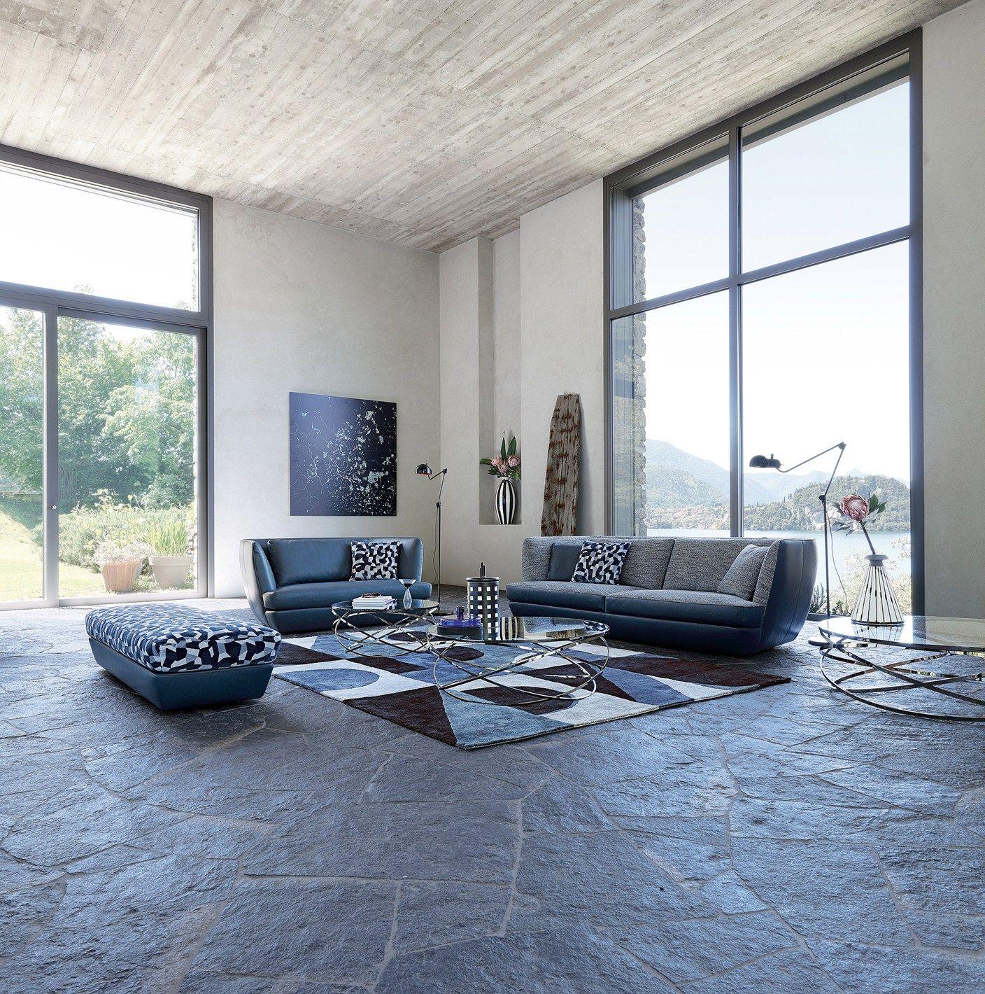 Il Comfort Secondo Roche Bobois La Maison Francese Casa Design