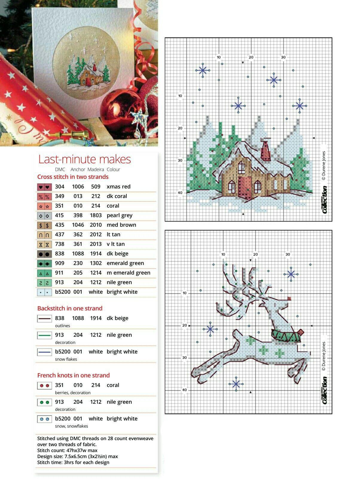 Photo of Winter's Tale: 35 Cross-stitch Patterns | Magazine Fair Masters