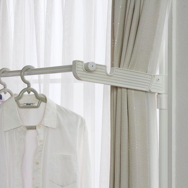 楽天市場 物干し 窓枠物干し Mw 190r 洗濯干し 物干し竿 送料無料