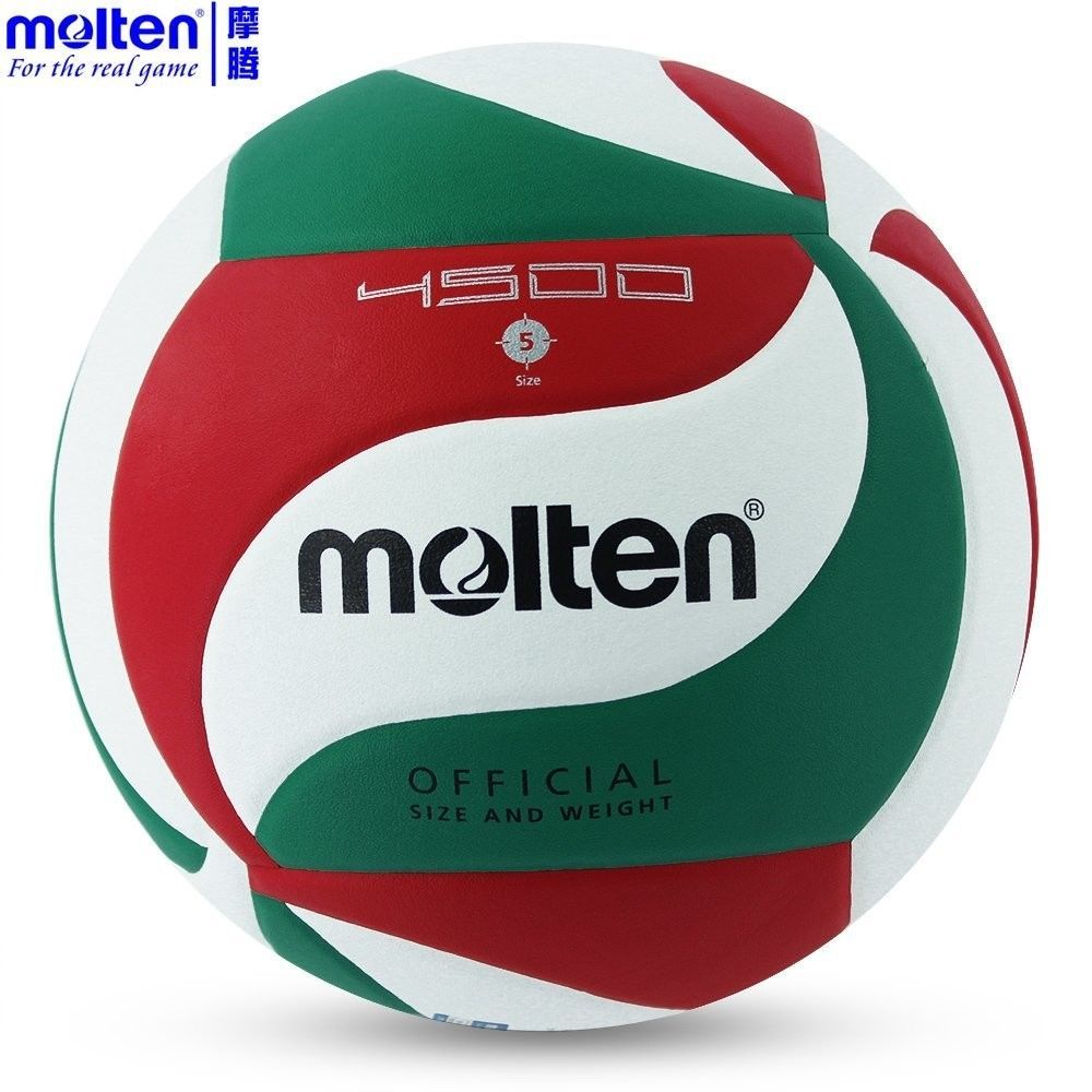 Molten 4500 Volleyball Ball Official Size 5 Volleyball Ball Volei For Indoor Tra Jusenda Molten Volleyball Volleyball Volleyballs For Sale