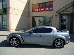 2005 Mazda Rx8 Power Sunroof City Of Toronto Cars For Sale