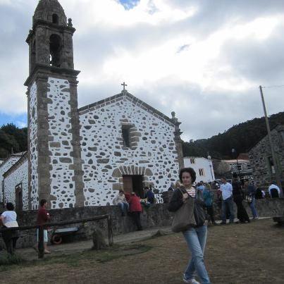 San Andrés de Teixido A Coruña.