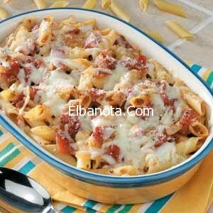 طريقة عمل باستا بالجبن على الطريقة المكسيكية اكلات شهية مطبخ بنوته عالم المرأة بنوته كافيه Tomato And Cheese Cheese Pasta Recipes