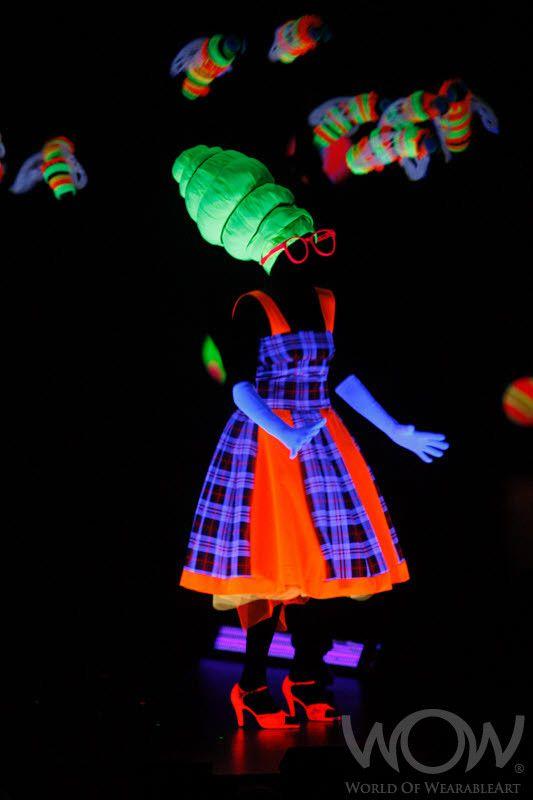 BETTY & THE BISBEHAVING BEES, Emma Jane Highfield, CentrePort Illumination Illusion Section, 2009 Brancott Estate WOW Awards Show