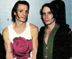 memories! chris whitley and jeff buckley