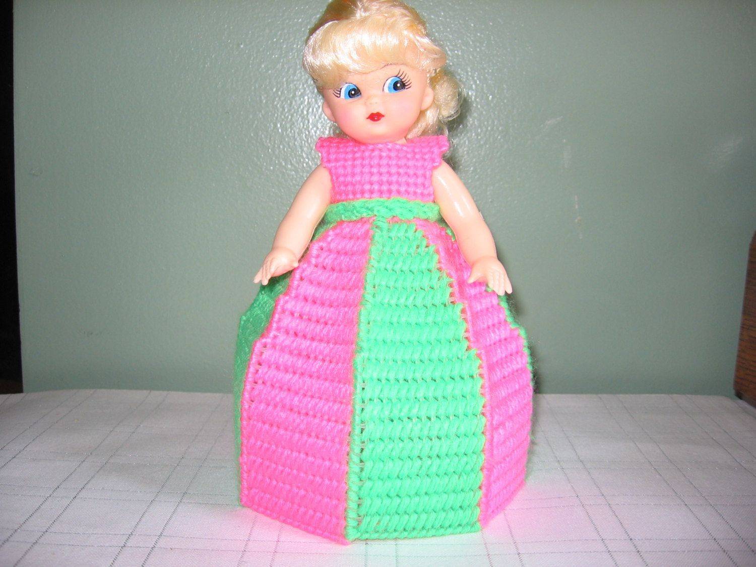 Hot Pink/Lime Green Collectible Doll - use for decoration or Air Freshner!! - My Best Seller!!! by CreationsbyAMJ on Etsy #airfreshnerdolls Hot Pink/Lime Green Collectible Doll - use for decoration or Air Freshner!! - My Best Seller!!! by CreationsbyAMJ on Etsy #airfreshnerdolls