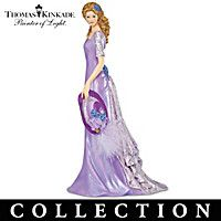 Thomas Kinkade Commitment To Caring Figurine Collection