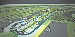 Brisbane Airport Master Plan Competition for a new terminal and