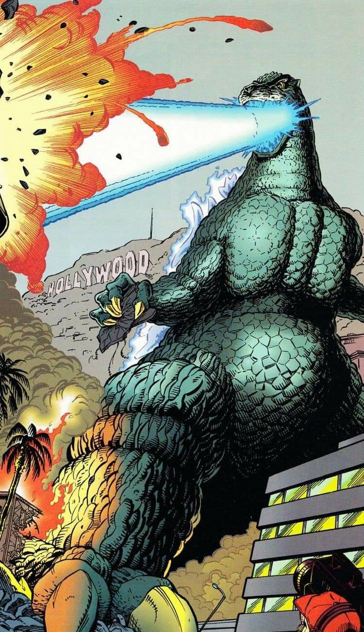 Pin by Zackary Brown on Godzilla/Movie Monsters in 2020