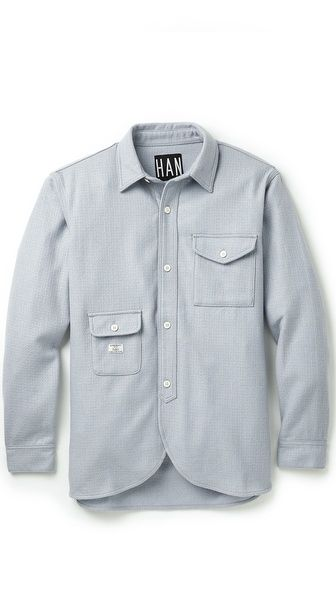 c6c3a86a18 Han Kjobenhavn Army Shirt | Ready to wear | Shirts, Army shirts ...