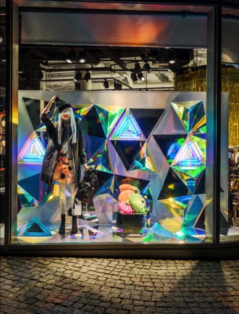 Monki Friedrichstrasse Berlin Monki Store Retail Inspiration Monki
