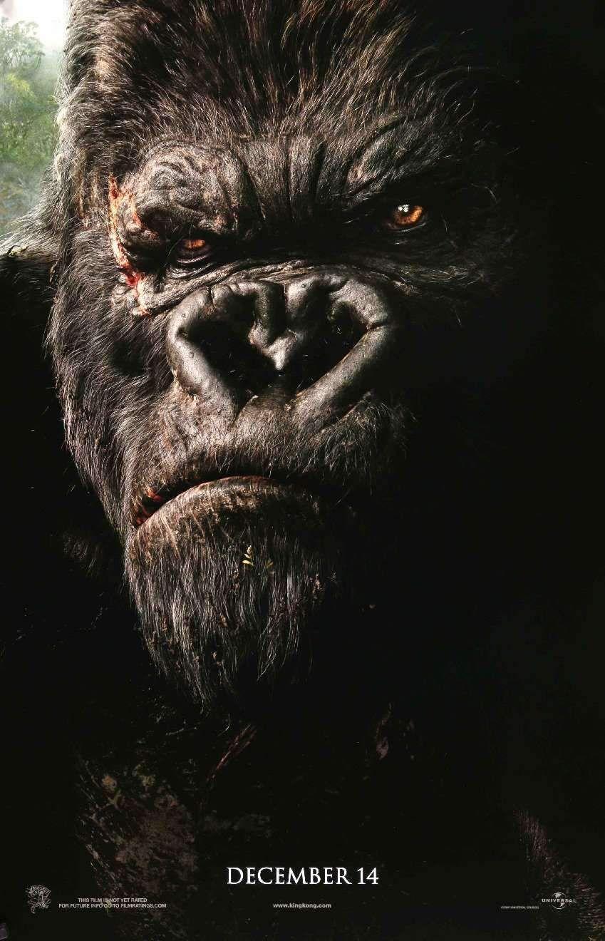 King Kong 2005 In 2021 King Kong Movie King Kong 2005 King Kong