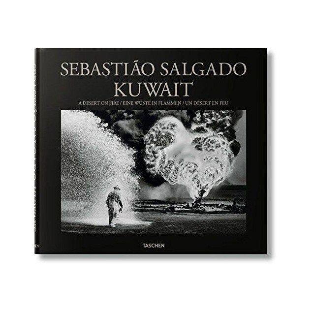 Sebastião Salgado Kuwait (Ale/Fr/Ing)