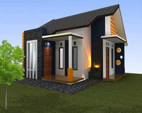 10 Bentuk Rumah Sederhana Ukuran 6x9 Unik Desain Rumah Rumah