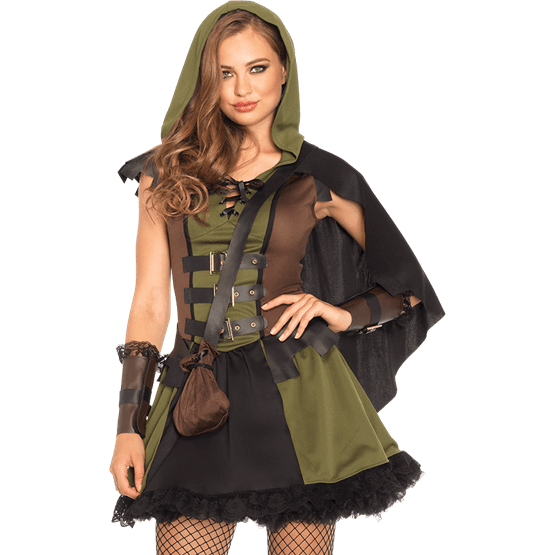 9a71de81 Womens Darling Robin Hood Costume in 2019 | Cursed Castle LARP ...