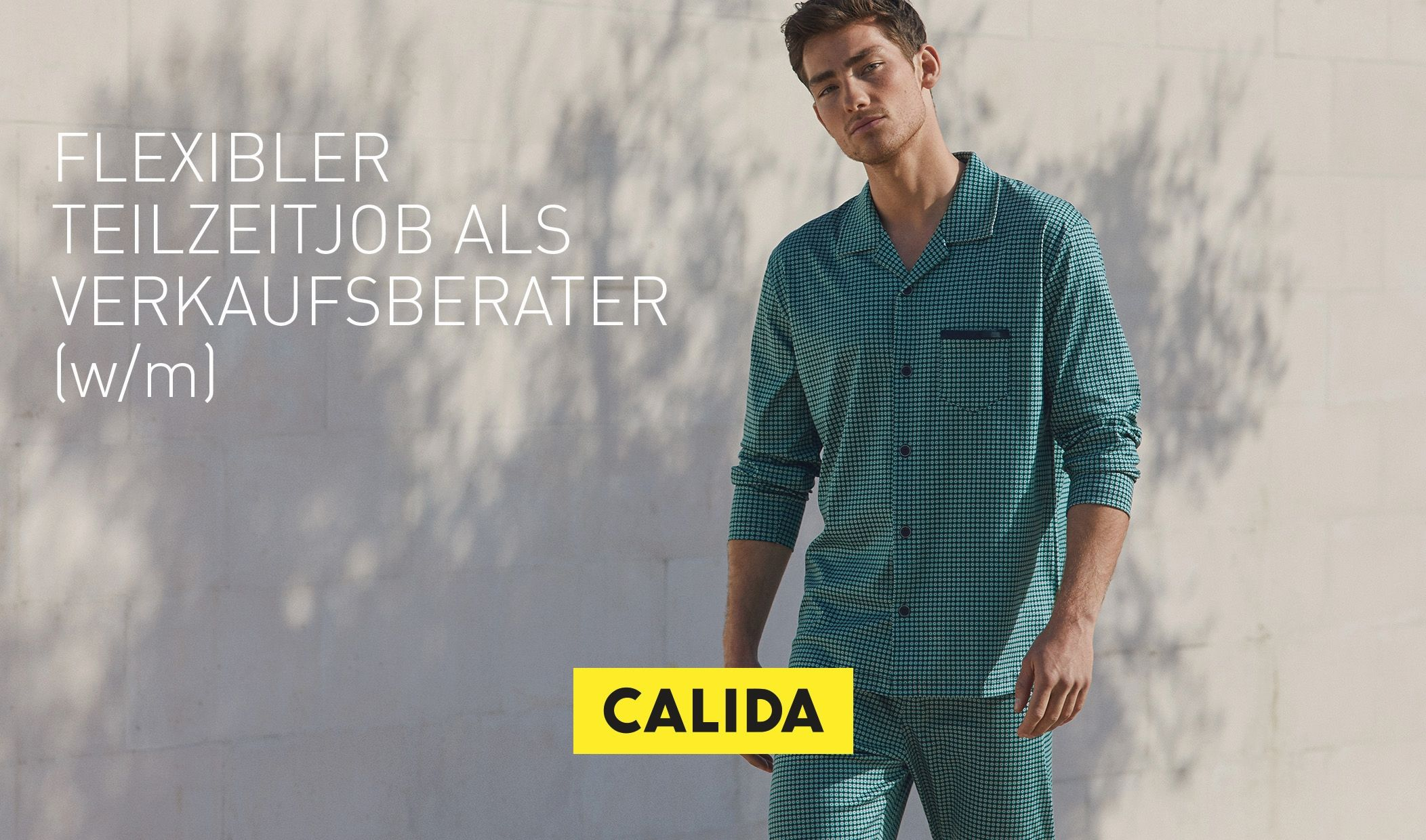 Wir Suchen Verkaufsberater Verkaufer M W D Bei Calida Ab 9 Stunden Pro Woche Als Minijob Geringfugige Beschaftigu In 2020 Job Westerland Sylt Verkauf