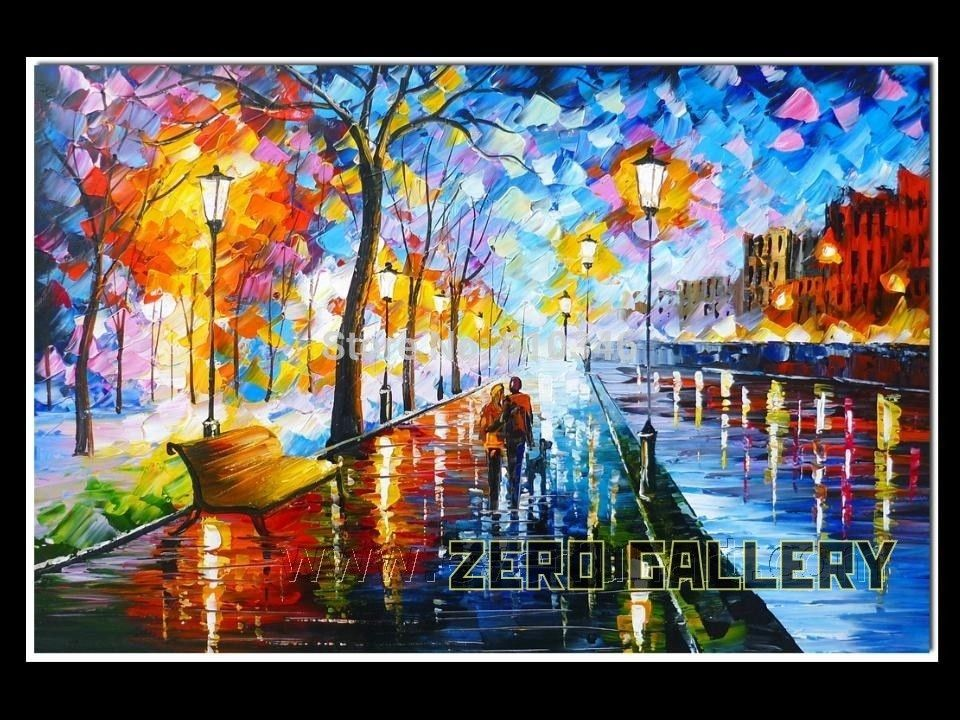 Image Result For Pop Art Scenery Oil Painting Landscape