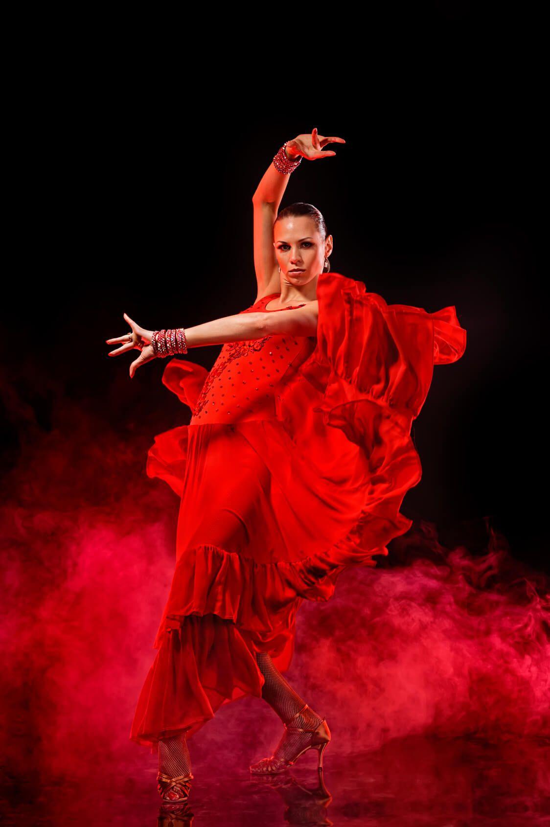 Madrid Flamenco Show With Dinner A Hen Do Classic Flamenco