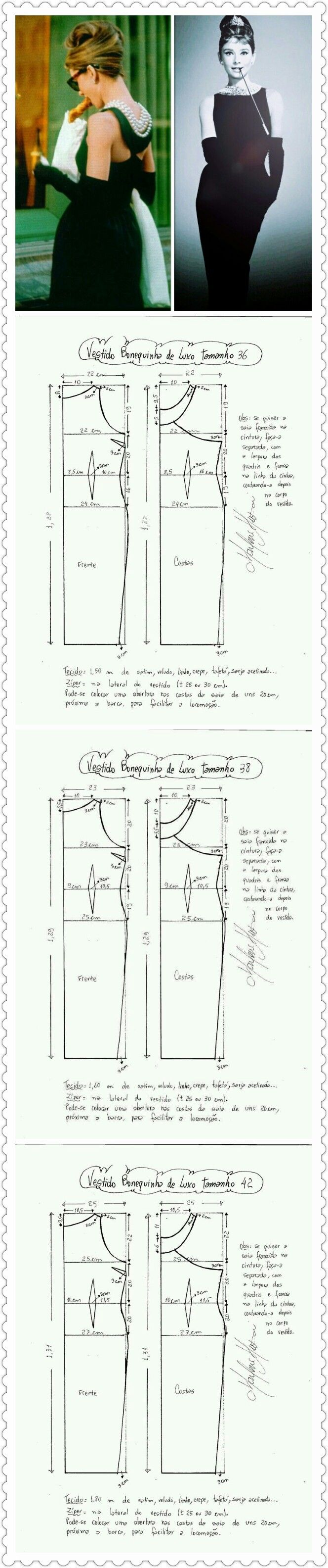 Pin von Sooyeon Cho auf sewing | Pinterest | Nähen, Schnittmuster ...