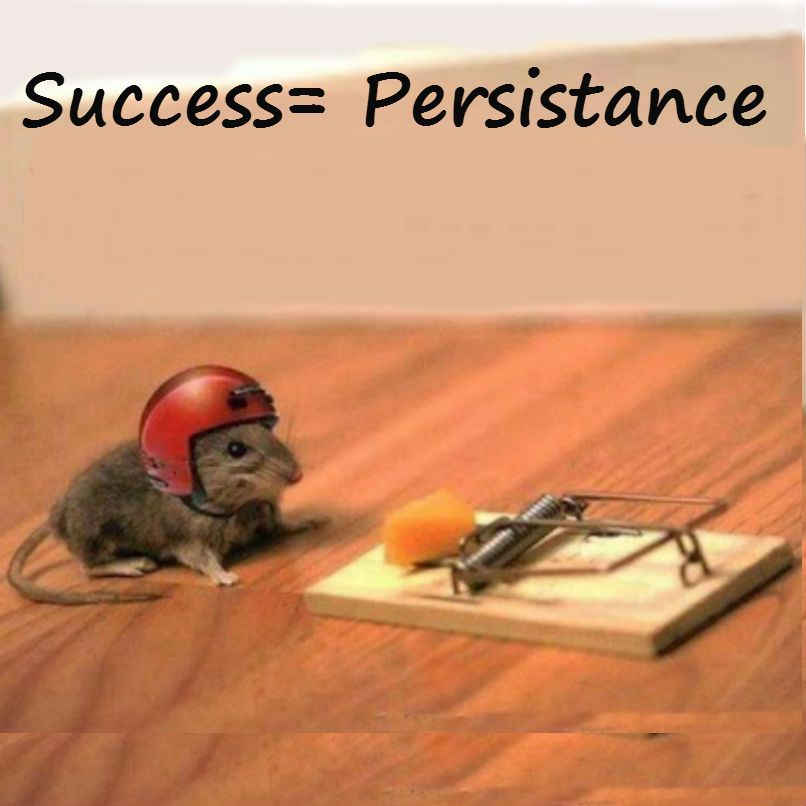 Motivational mouse quotes WinstonChurchill. Need